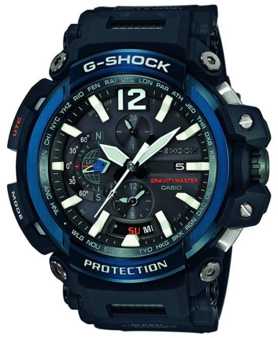Casio G-Shock GPW-2000-1A2ER