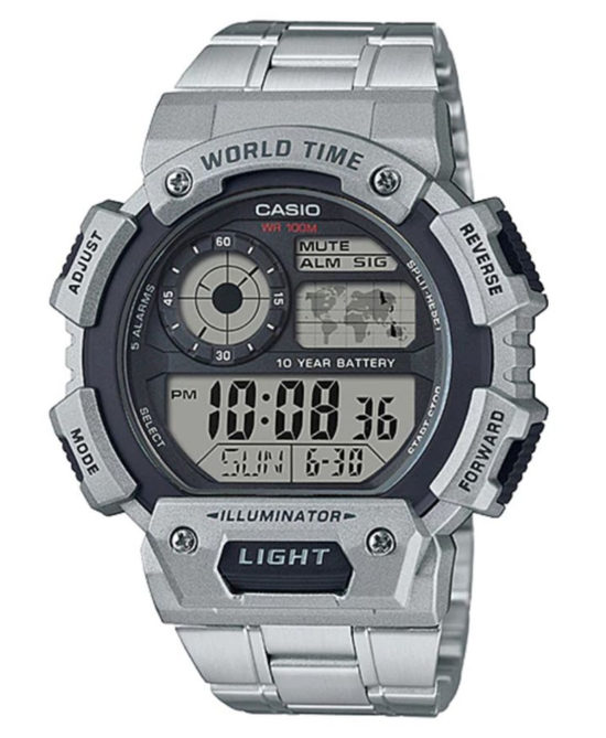 Casio AE-1400WHD-1AVEF