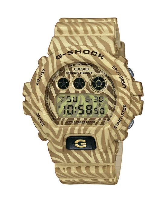 Casio G-SHOCK DW-6900ZB-9ER