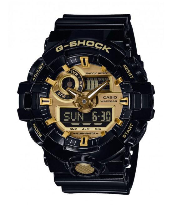 Casio G-SHOCK GA-710GB-1AER
