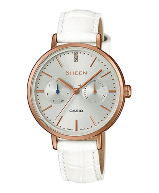 Casio SHEEN SHE-3054PGL-7AUER