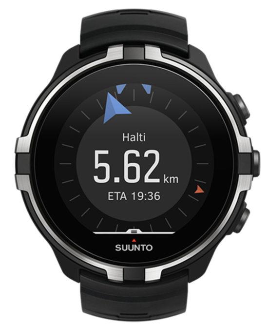 Suunto Spartan Sport Wrist HR Baro Stealth + Belt SS023402000