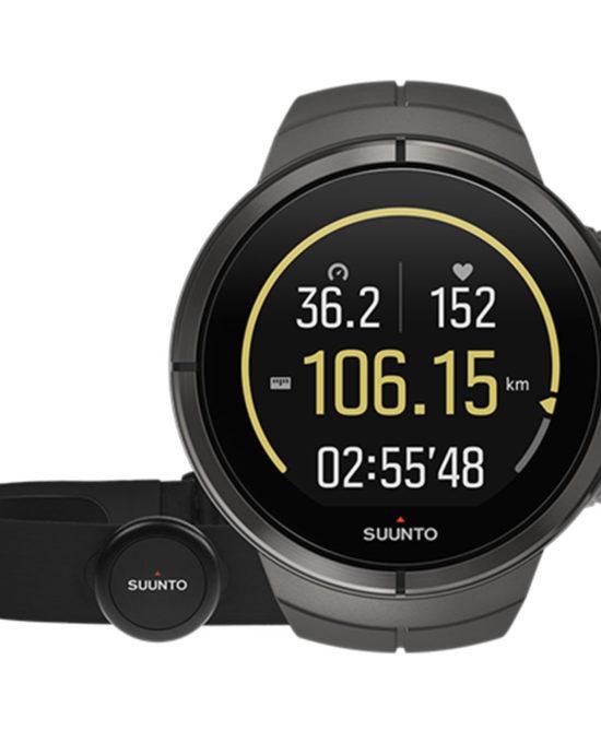 Suunto Spartan Ultra Stealth Titanium GPS (HR) SS022656000