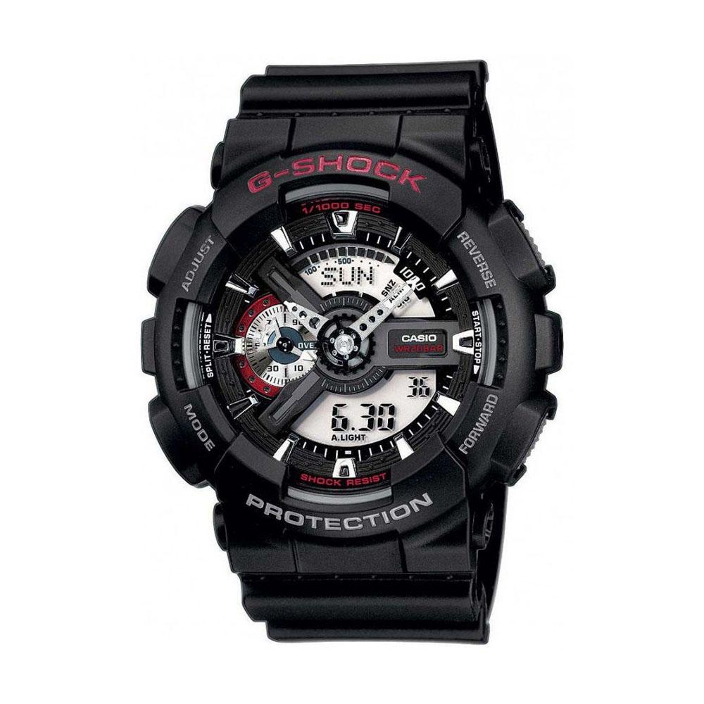 Купить часы сasio g-shock — это полностью оформить образ и стиль в соответствии с актуальным спортивным трендом.