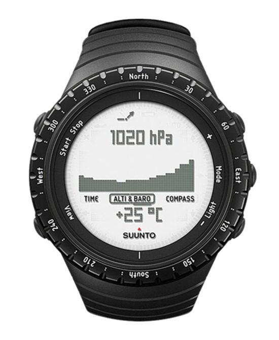 Suunto Core Regular Black SS014809000