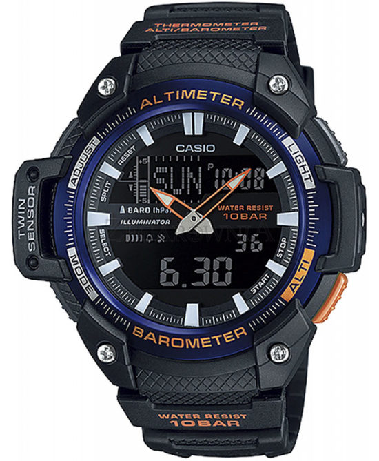 Casio Altimeter SGW-450H-2BER