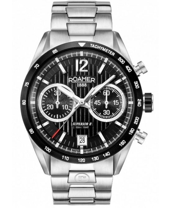 Roamer Superior Chrono II (510902 41 54 50)