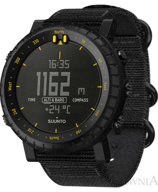 Zegarek Suunto Core Black Yellow SS050276000