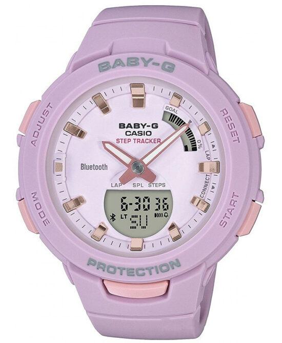Casio BABY-G G-Squad BSA-B100-4A2ER