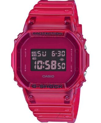 Casio G-SHOCK Original Color Skeleton DW-5600SB-4ER