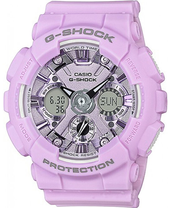 Casio G-SHOCK S-Series GMA-S120DP-6AER