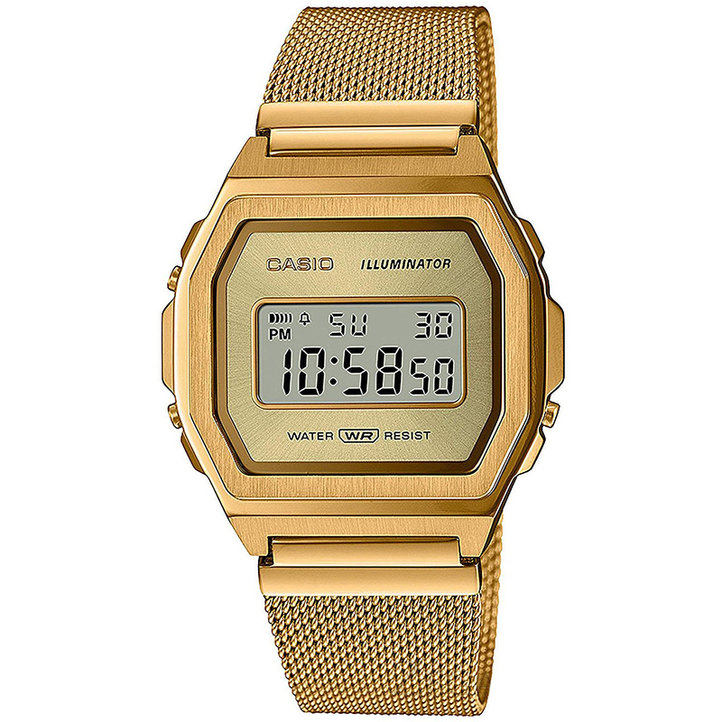 Casio VINTAGE Iconic A1000MG-9EF