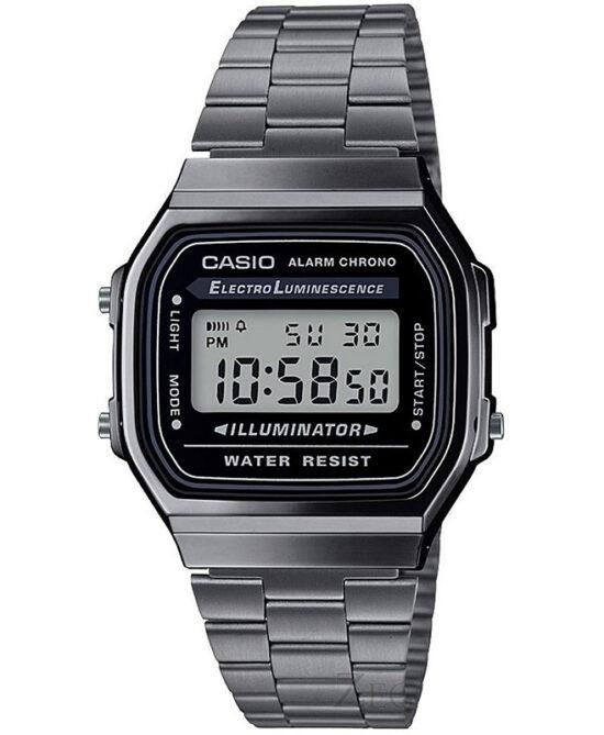Casio VINTAGE Maxi All Grey A168WEGG-1AEF