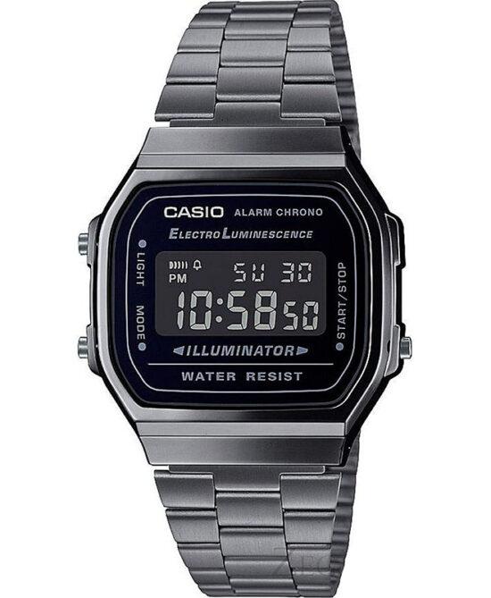 Casio VINTAGE Maxi All Grey A168WEGG-1BEF